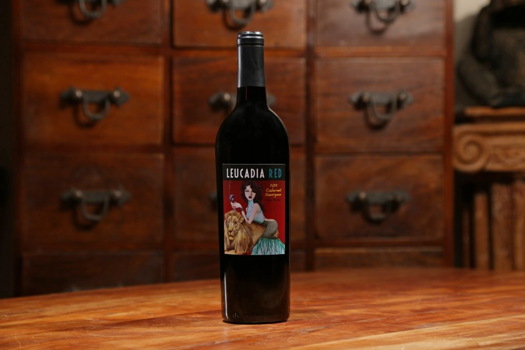 Leucadia Red Paso Robles Cabernet Sauvignon